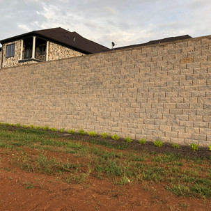 Retaining Wall Installation in in Purcellville, VA