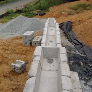 Retaining Wall Creation in Purcellville, VA