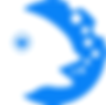 20190212 little fish logo blue simple 12