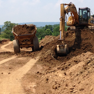 Land Clearing and Dirt Moving
