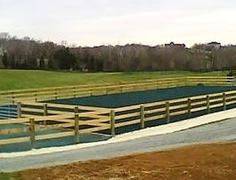 Lucketts Excavating, pond, driveway, repair, installation, Loudoun County, Excavation, VA, Northern Virginia, Leesburg, Equestrian, Riding Arena, Retaining Walls, gravel, land, clearing, grading, culvert replacement, basements, drainage, demolition