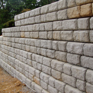 Retaining Wall in Purcellville, VA