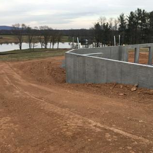Basement Excavation in Purcellville, VA