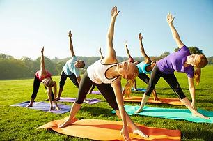Domaine les 2 Mondes yoga/Pilat