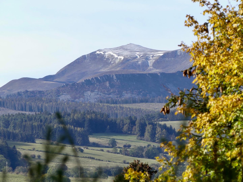 Vue montagne Domaine les 2 Mondes