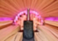 Sauna Domaine les 2 Mondes