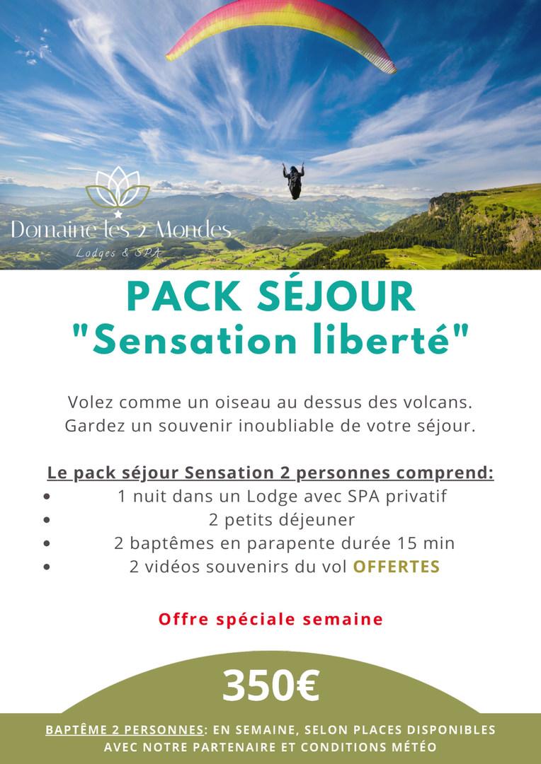 Pack sensation 1