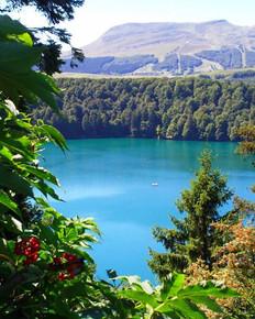 lac pavin été