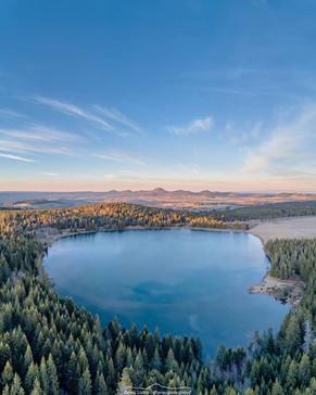 Lacs et volcans