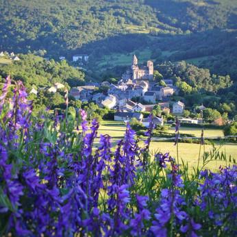 Saint nectaire village