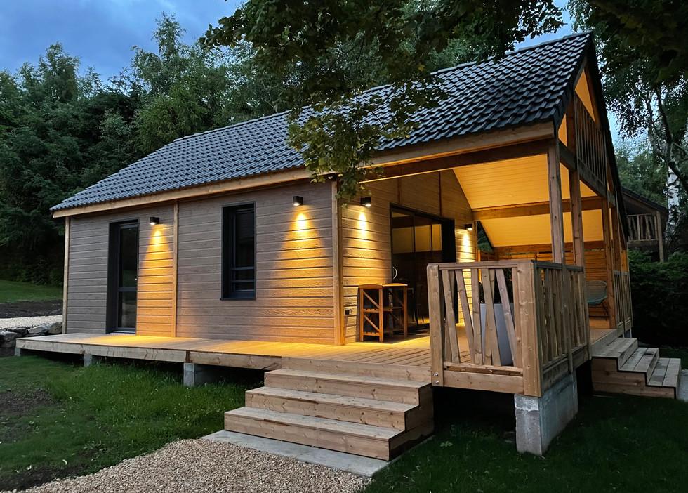 Lodges et spa