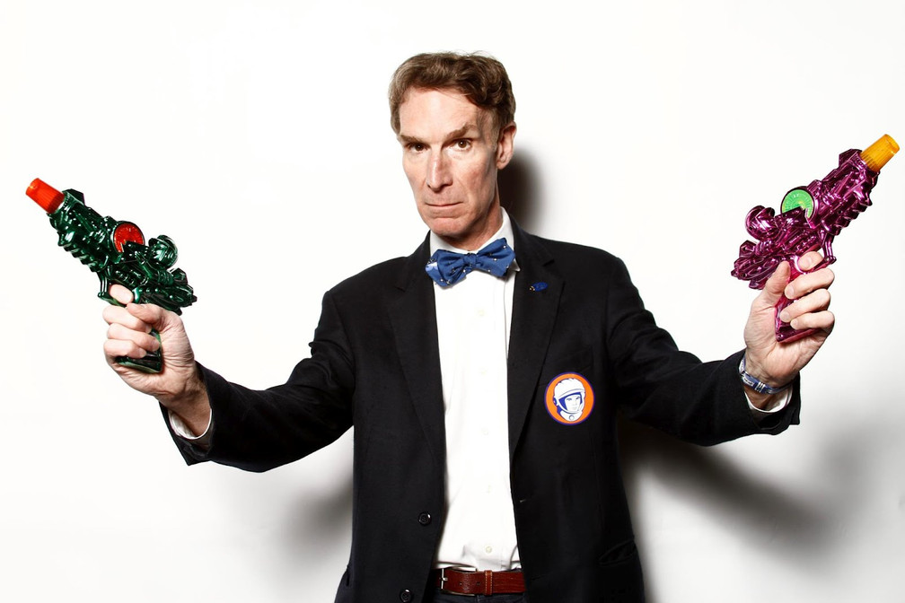 Not so Fast Bill Nye...