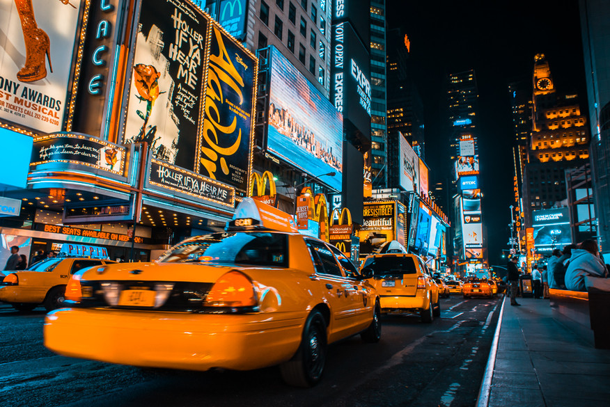 New York - Timesquare
