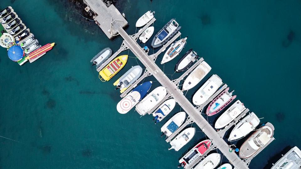 Fuerteventura Harbor