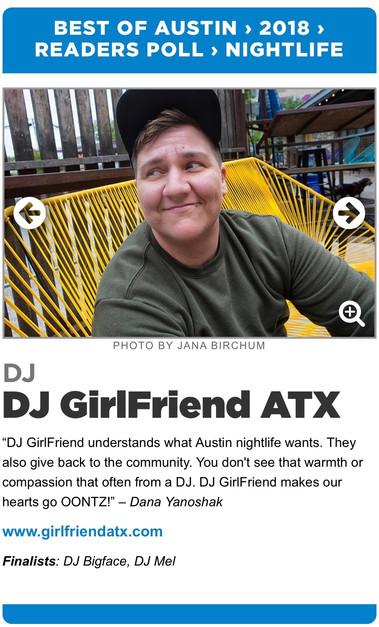 DJ GirlFriend - DJ Nixx Entertainment
