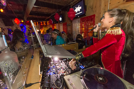 DJ Nixx Theme Party!
