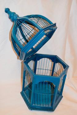 Blue Birdcage #2 $15