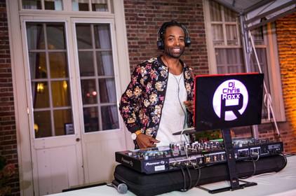 DJ Chris Roxx Wedding and Event DJ