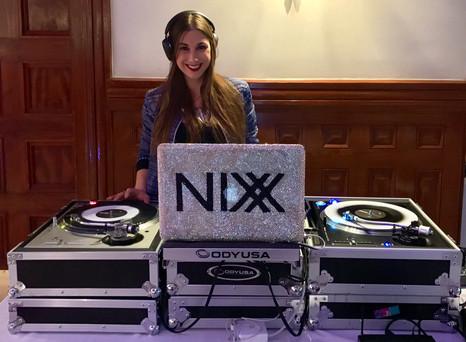 DJ Nixx Austin Fashion Week 2017