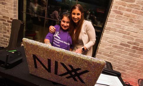 DJ Nixx Charity Event
