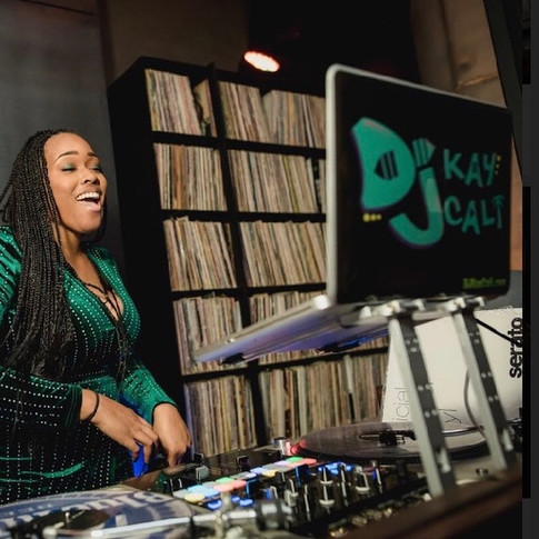 DJ Kay Cali Austin of DJ Nixx Entertainment