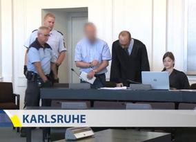 Mildes Urteil beim Schwurgericht Karlsruhe