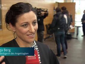 Große Emotionen im Fall Julia B. beim Landgericht Heidelberg