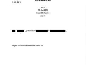 BGH hebt - schon wieder - Urteil auf!