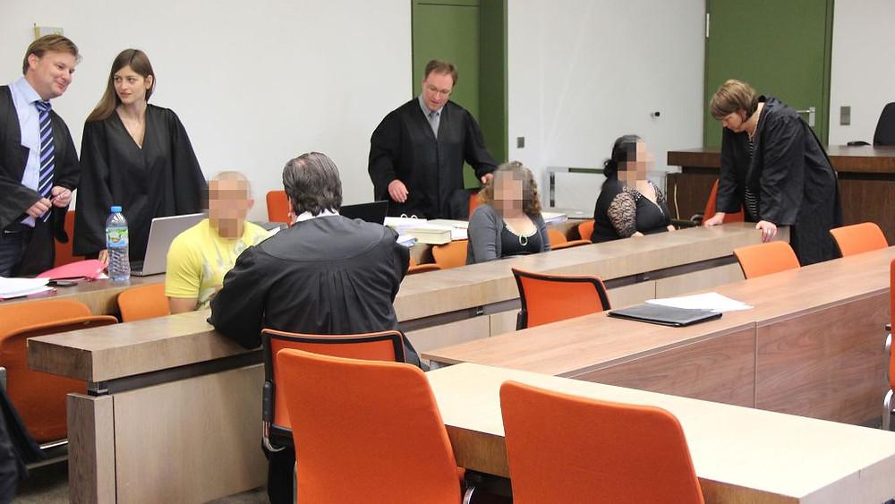 Rechtsanwältin Hierstetter - Landgericht München