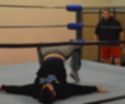 Wrestling Academy of Reno trainer Brian Scott.