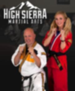 High Sierra Martial Arts