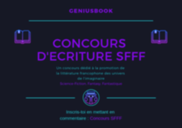 GeniusBook Concours SFFF Invitation.png