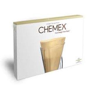 CHEMEX Filtres 3 tasses