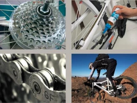 دراجتي - طريقة اصلاح السلسلة ( الجنزير ) المكسورة للدراجات الهوائية