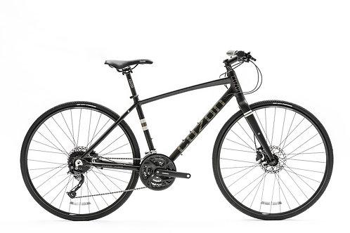 دراجتي cozon شوكة كربون
