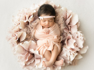 Baby Neva - Newborn photography