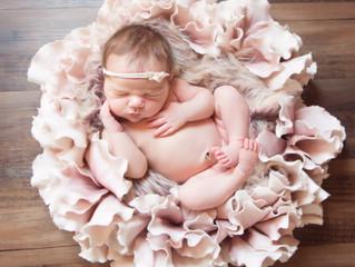 Sadie's Newborn Photography Session