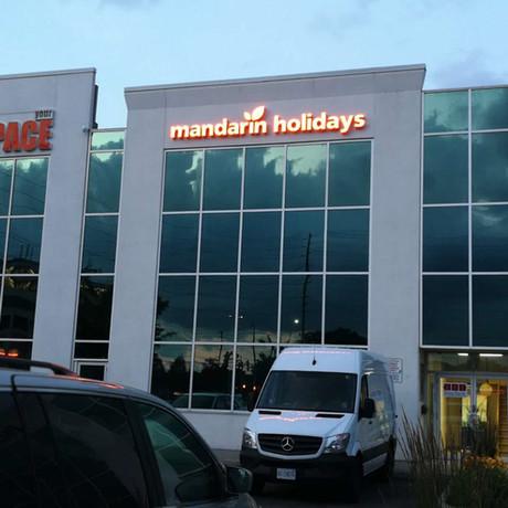 Mandarin Holidays