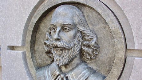 The William Shakespeare Medallion
