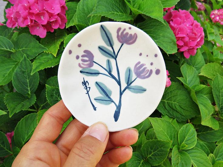 Coupelle violette