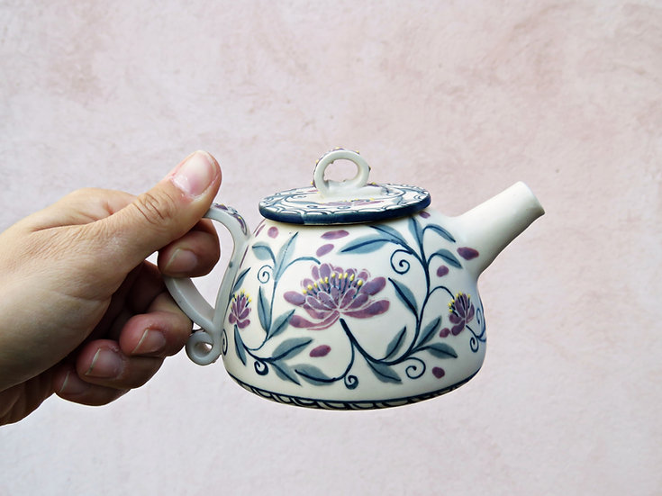 Chinese teapot # 2