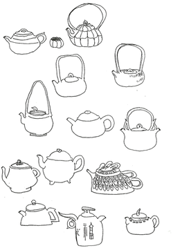 Teapot-CHINE 2016