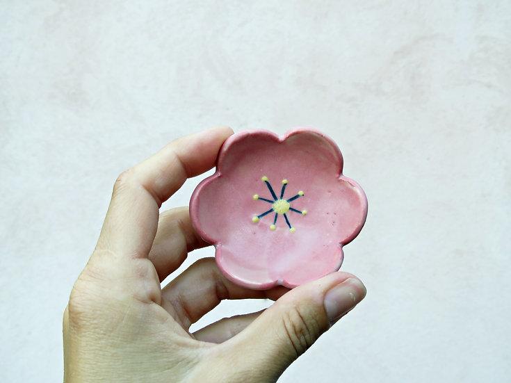 bébé coupelle fleur d'amandier