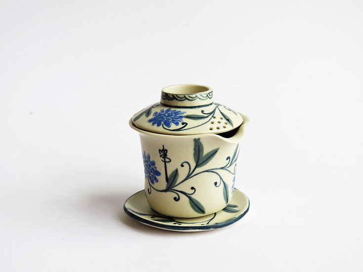 Verseuse à thé chinoise
