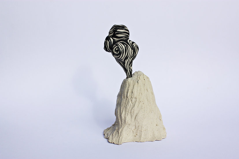 Volcan soliflore format moyen