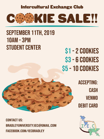 Cookie Sale