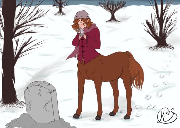 Winter Centaur