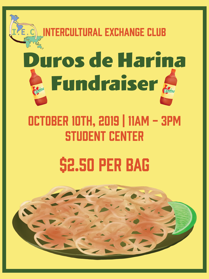 Duros de Harina Fundraiser