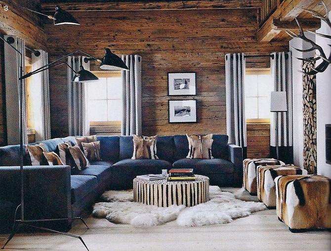 the classic , not so classic sofa.