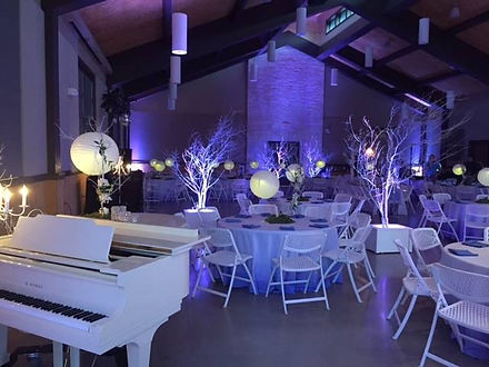 Couture Ever After Romantic Bride Wedding Reception